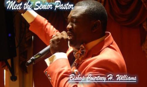 Meet the Senior Pastor