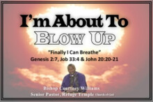 I'm About To Blow Up - Segment 3