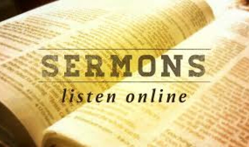 Listen or View Latest Sermons
