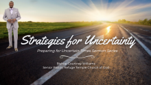 Strategies for Uncertainty